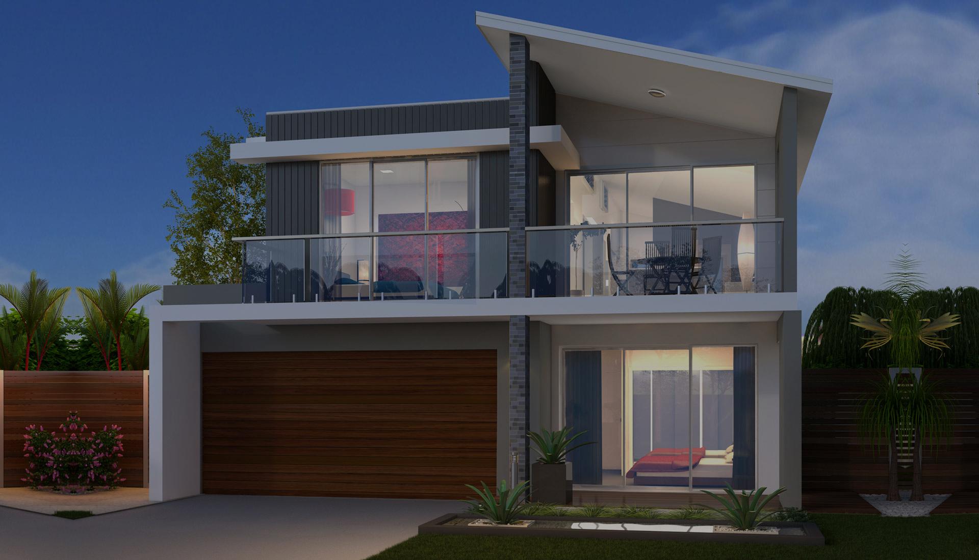 Sloping Or Split Level Home Builders Sydney Brisbane Gold Coast