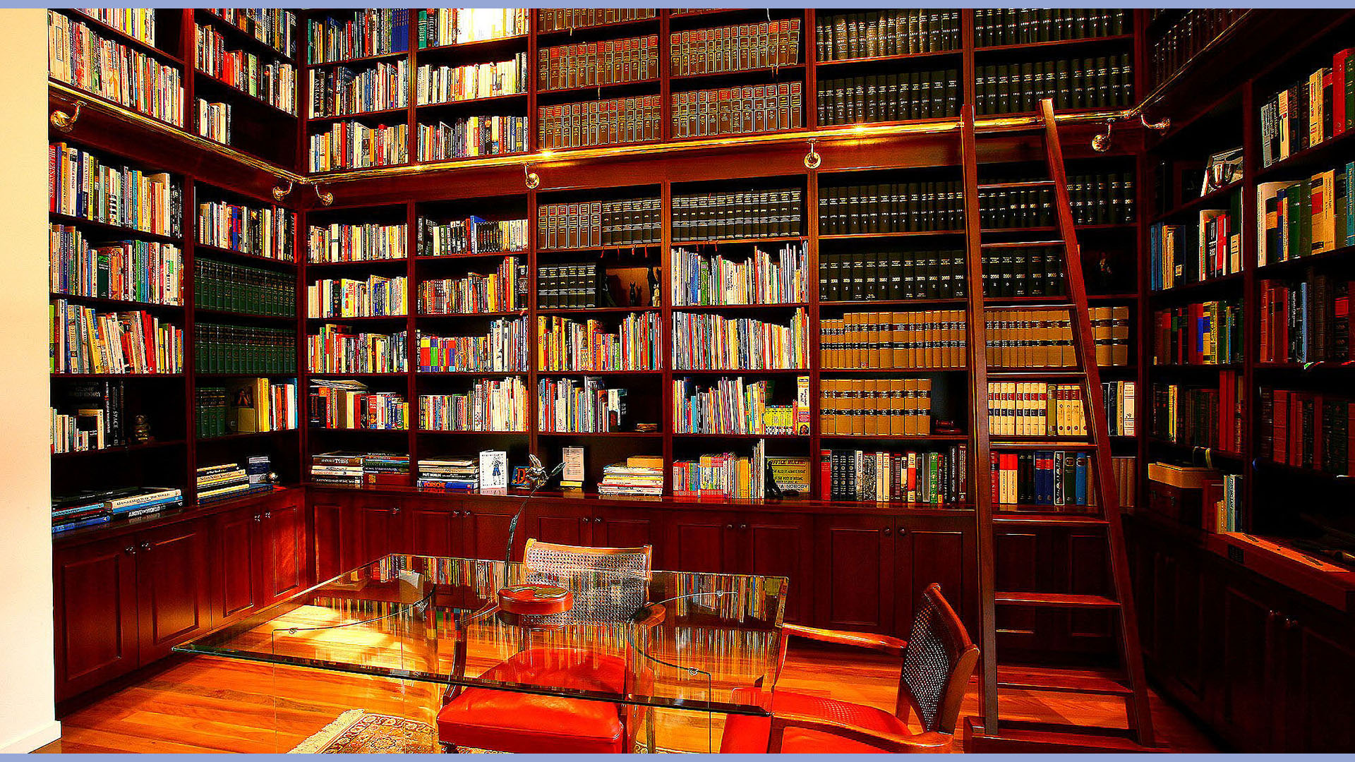 Instow - 004 - Library