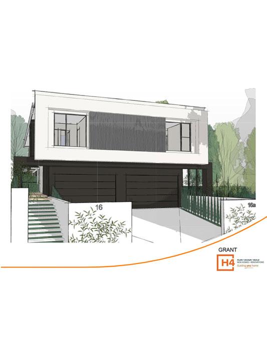 Duplex/Custom Granny Flat Home Designs